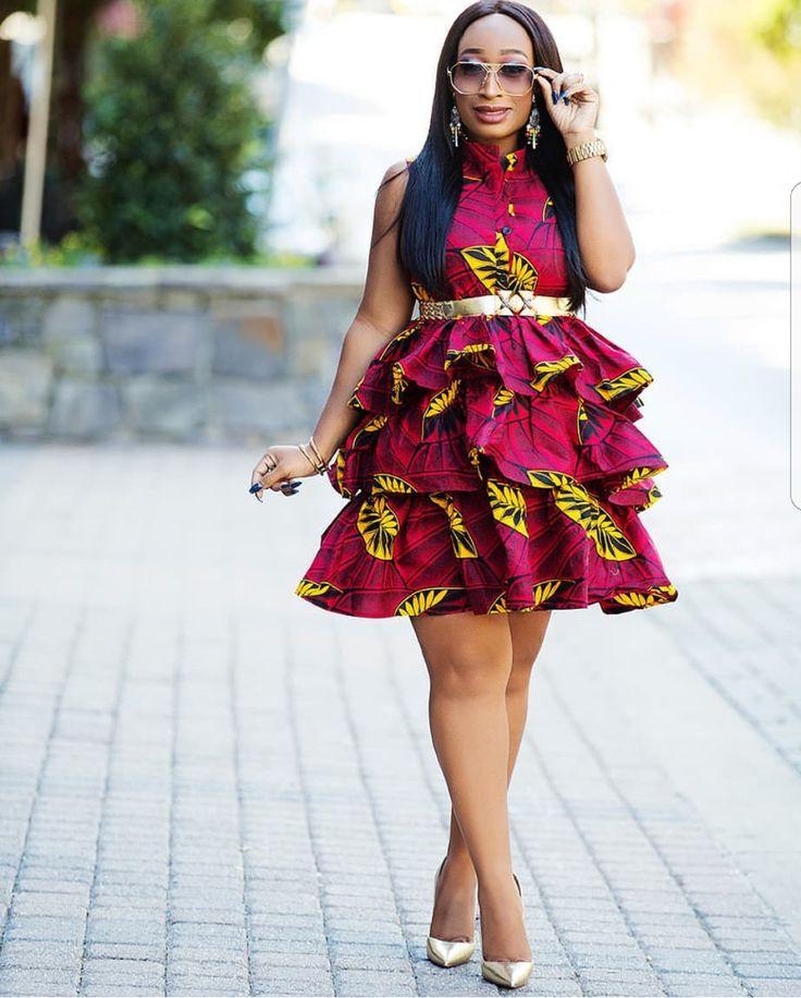 Chic Ama's Top 8 Maternity Styles   African fashion ankara