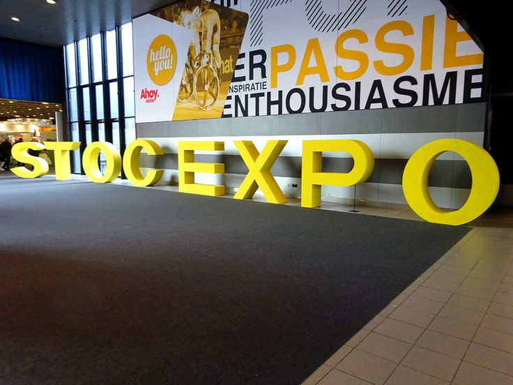 Entrance StocExpo