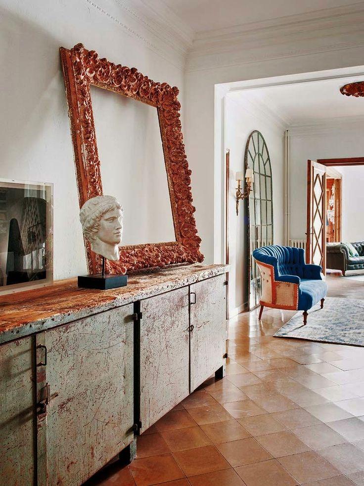 VM designblogg: Εκλεκτική Κατοικία στην Ισπανία