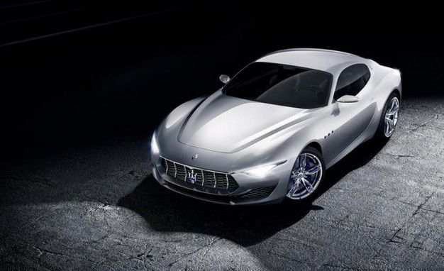 An All-Electric Maserati Sports Car? Maybe Says Sergio Marchionne