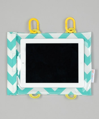 Traveling with Kids Collection MAKE-tablet case for seat