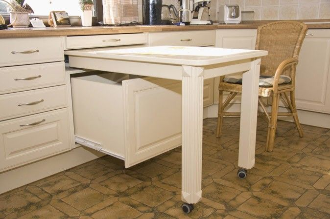 Bekannt Küche Ausziehbarer Tisch Frische Küche 8 Möbel Bieker   Wohnideen AI92