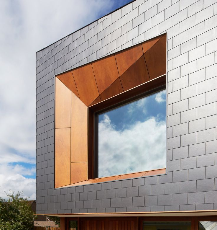 Best 25 fibre cement cladding ideas on pinterest for Window cladding