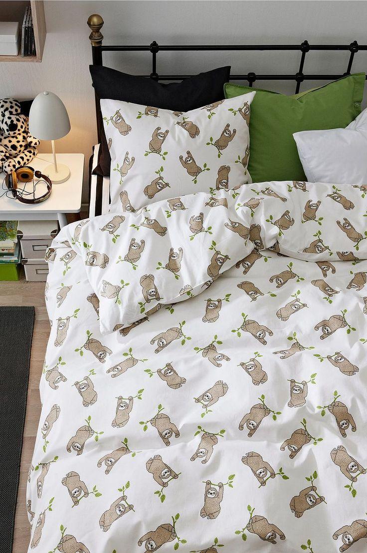 Sid SID påslakanset 2 delar - ekologisk - Sängkläder - Ellos.se