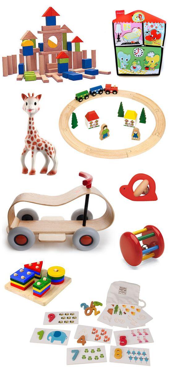 Mini Piccolini - Plastic-free toys