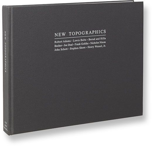 New Topographics: Photographs of a Man-Altered Landscape, held in 1975 at the International Museum of Photography.