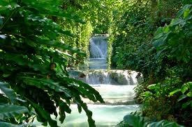 Mele Cascades in Vila, Vanuatu.  I love Port Villa and love 'la cascades', they are so pretty.