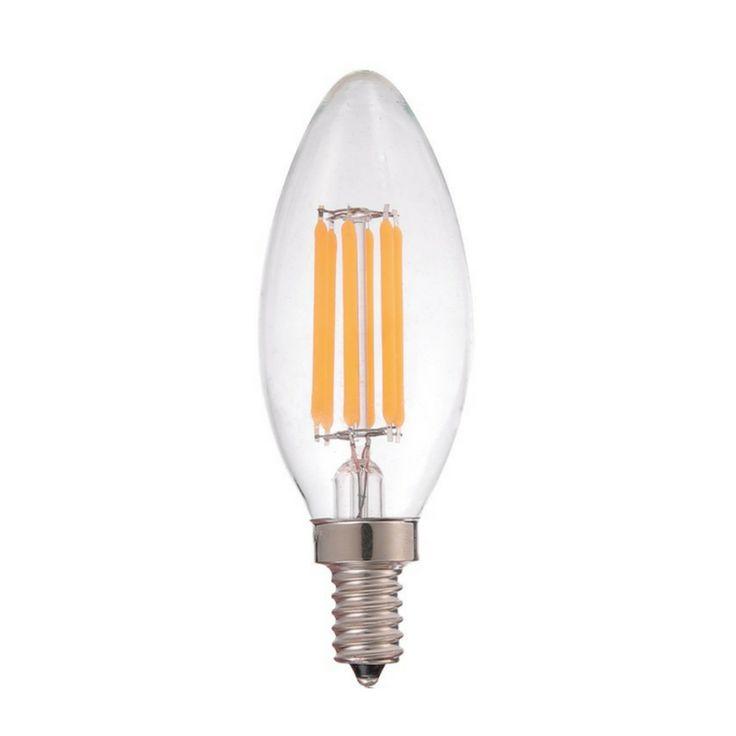 LED Filament Candle E14