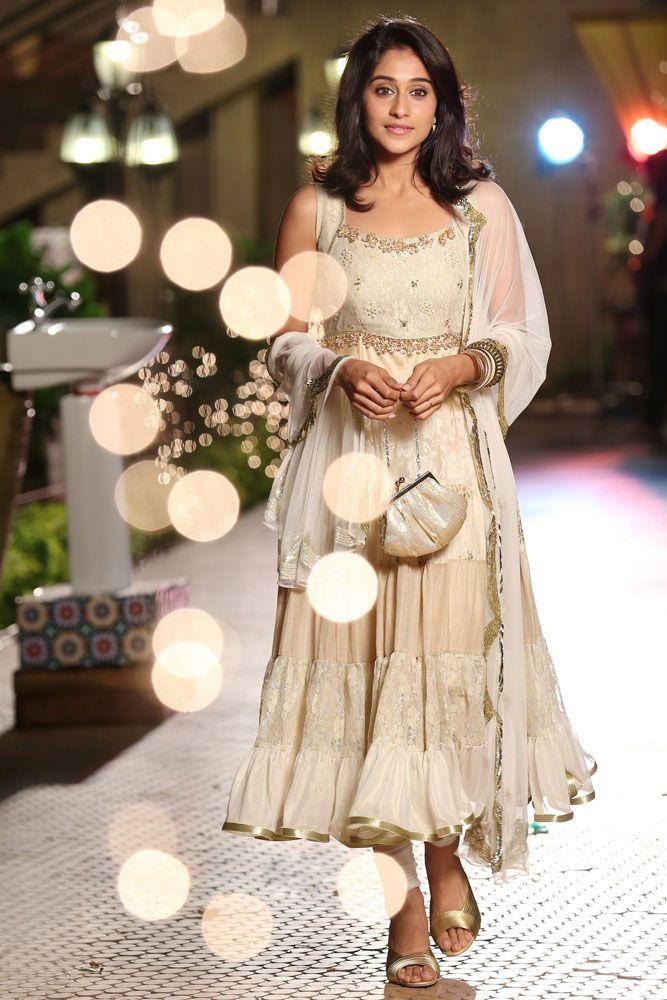 Regina Cassandra in Salwar