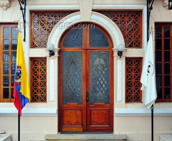 Muy Respetable Gran Logia de Colombia. Mansion Kopp