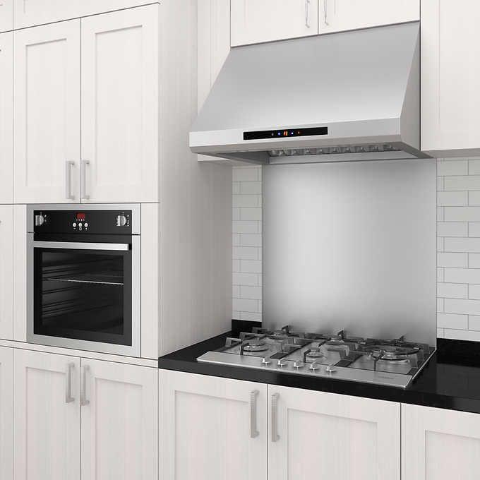 Elegant Microwave Range Hoods Under Cabinet