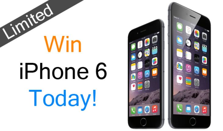 ★★★ Do not miss this chance to win a iPhone 6! Take it today! >>> http://winsiphoners.blogspot.com/