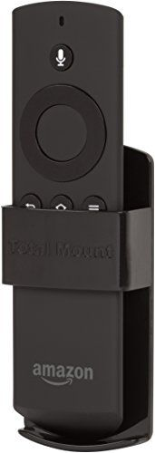 TotalMount Fire TV Remote Holder  Avoid losing your Fire TV's remote controlCompatible with ALL Fire TV remotes (including the remotes that come with the new Fire TV Stick and the Amazon Fire TV).  Perfect for the Alexa Voice Remote.Attaches to the back or side of your TV with quality adhesive…  Read More  http://techgifts.mobi/shop/totalmount-fire-tv-remote-holder/
