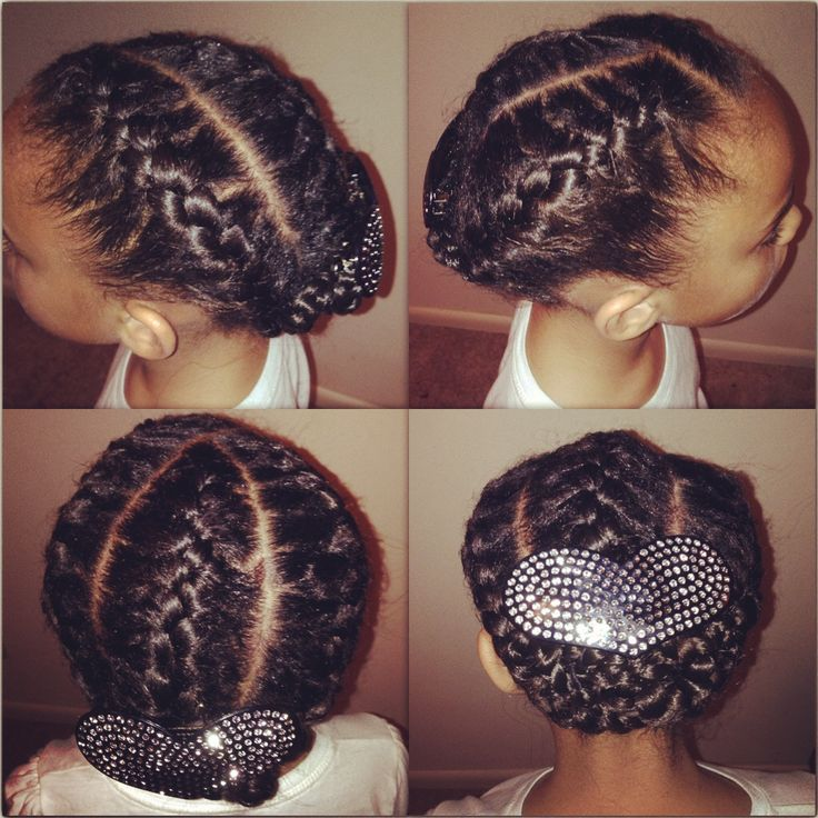 Goddess Braid With Bun Sewn Hair Hair Styles Braided