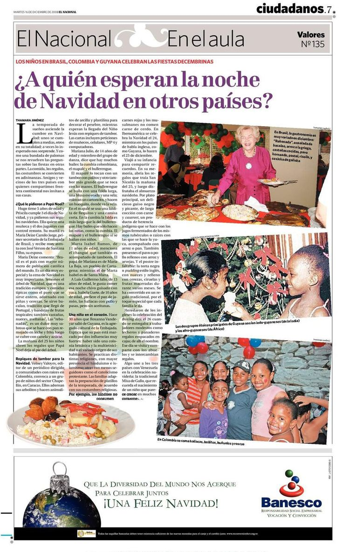 Así celebran la Navidad en otros países.