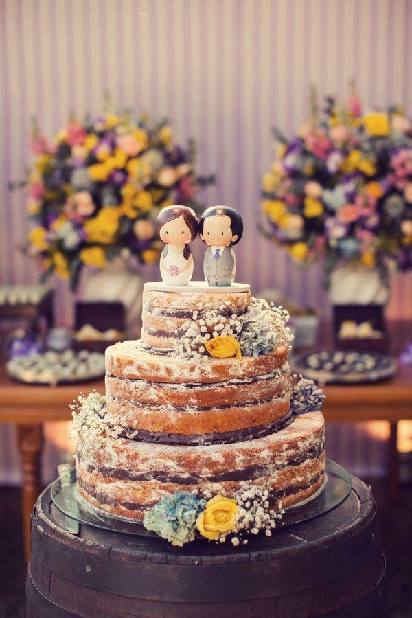 Casamento rústico em Teresópolis, Região Serrana RJ