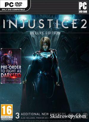 Injustice 2 CPY Torrent download