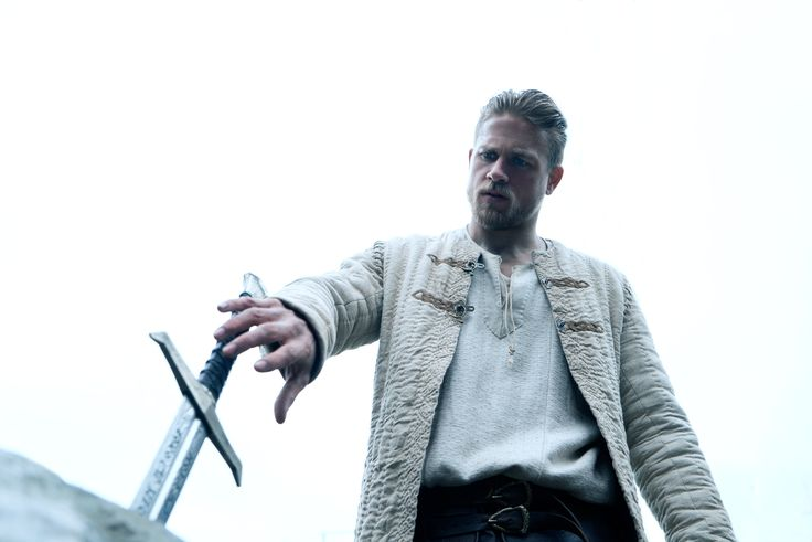 Charlie Hunnam is King Arthur - King Arthur: Legend Of The Sword Review
