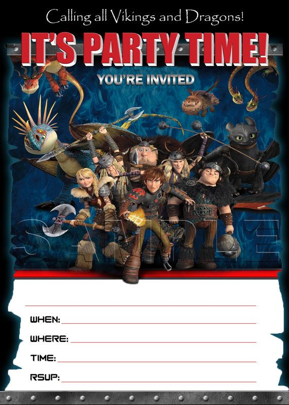 how to train your dragon 2 cards