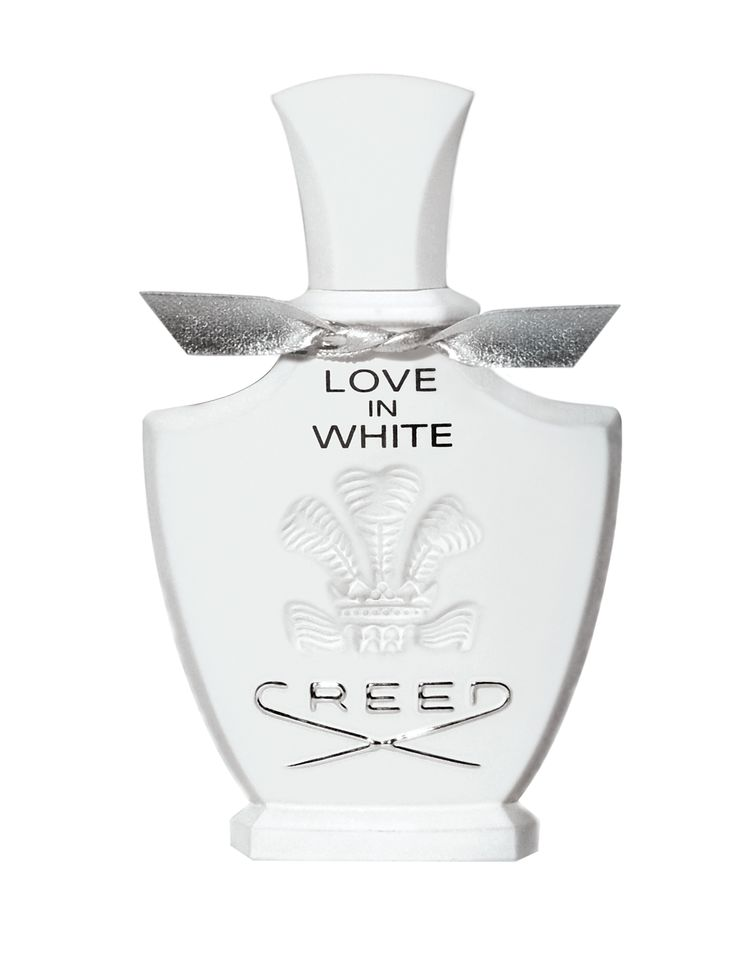 CREED Love in White evokes America's most influential women. Created by master perfumer Olivier Creed to evoke his sailing adventures around the world, Love In White includes ingredients hand selected from five continents. #Creed