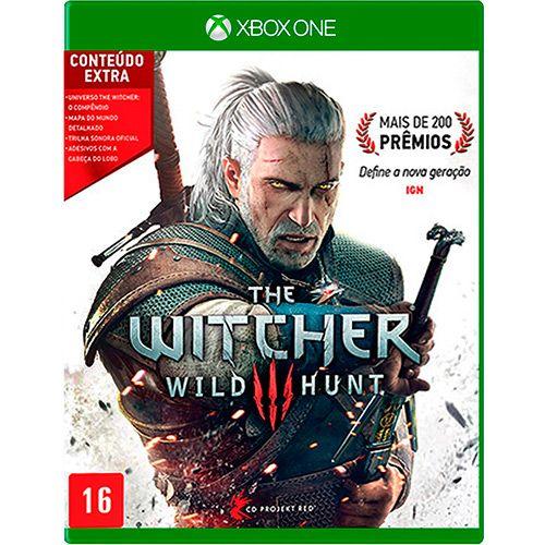Game The Witcher 3: Wild Hunt - XBOX ONE - Americanas.com