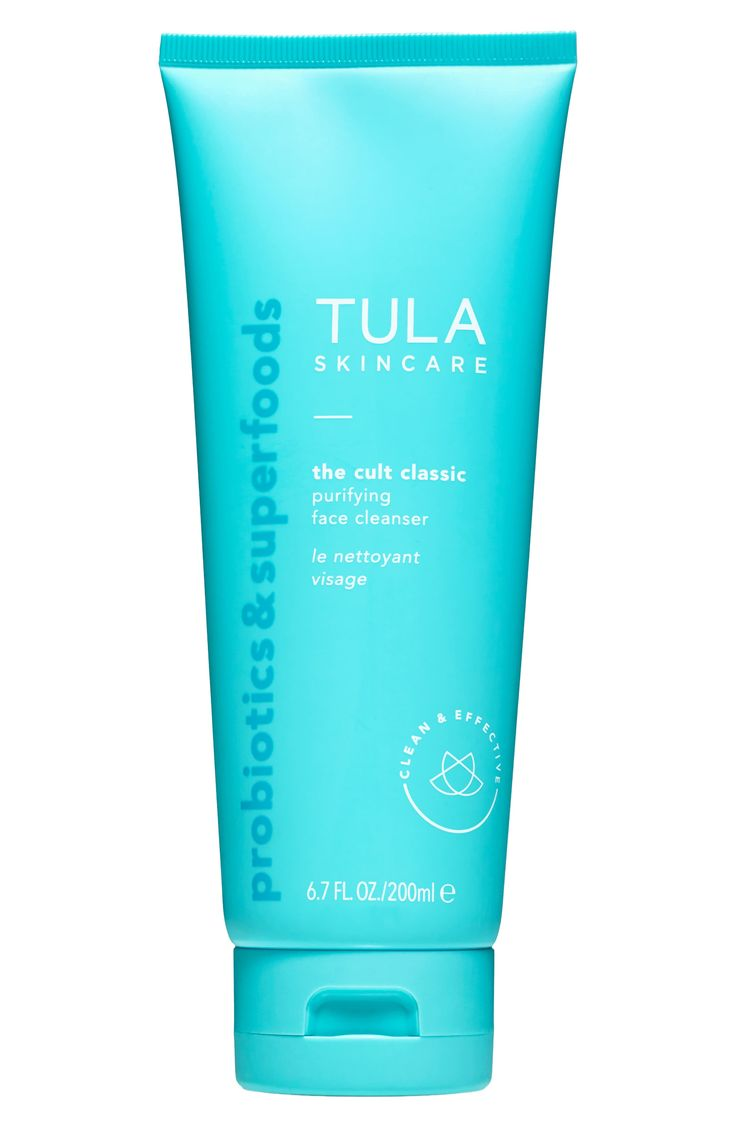 Tula Probiotic Skincare Purifying Face Cleanser, Size 33.8 oz