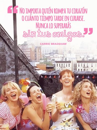 Carrie Bradshaw´s quote #Frase #Quote #CarrieBradshaw