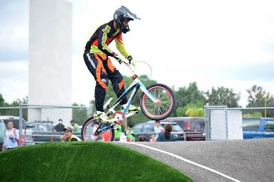 Este fin de semana carrera Promocional de las Calaveras BMX 2016 en Aguascalientes ~ Ags Sports