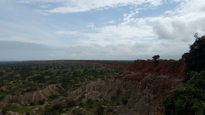 Miradouro da Lua  Luanda - Angola