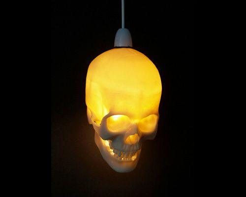 eerie glow: Skulls, Lights, Idea, Lamps Lighting, Halloween