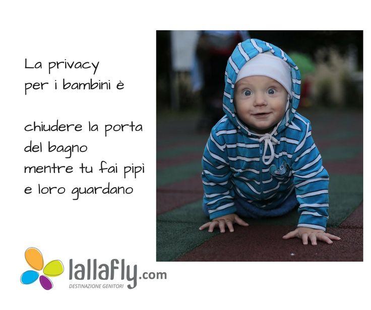 la privacy quando sei #mamma