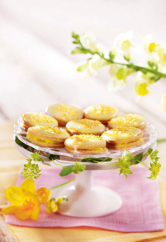 Sitruunaiset herrasväen pikkuleivät   Pääsiäinen   Pirkka