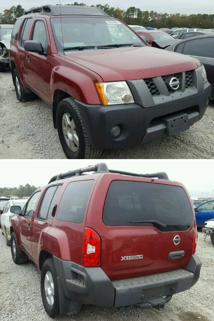 Find new terrain with this 2007 Nissan Xterra Off Road. Up for auction Tuesday, November 16, 2017 at 12 p.m. at our Copart Houston location!
