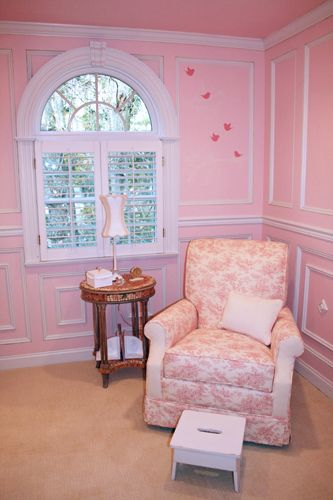 16 best Pink Toile Nursery images on Pinterest | Baby rooms, Canvas ...