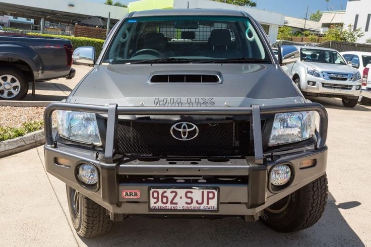 Toyota Hilux SR5 2012 for Sale - Price: $39985. VIN: MR0FZ29G401725995. Come and visit our family owned Keema cars showroom in Brisbane.