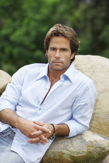 Shawn Christian as Dr. Daniel Jonas on Days of Our Lives, the long-running NBC soap.