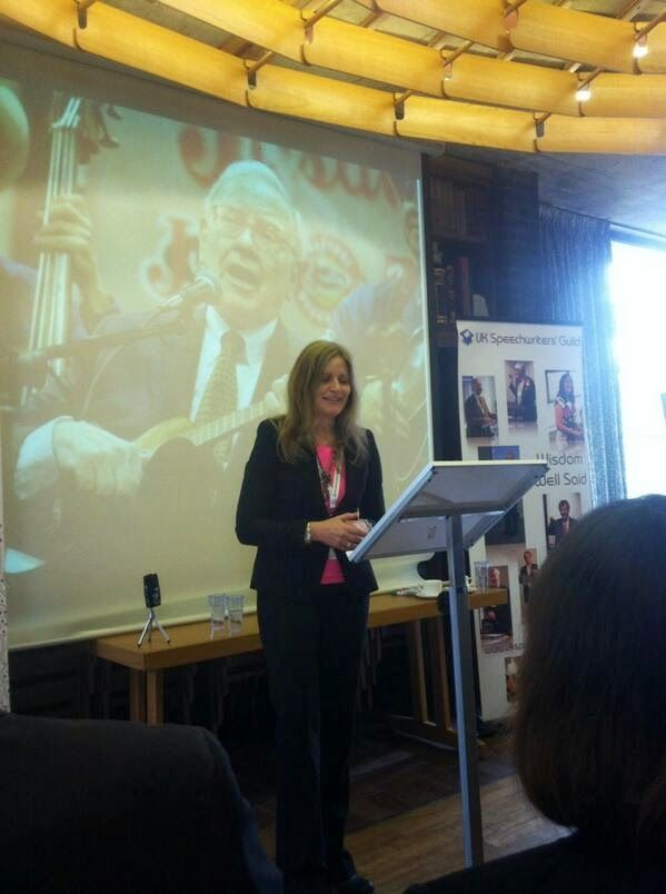 The Eloquent Woman: Oxford notebook: Women speakers, speechwriters at #uksgox2014