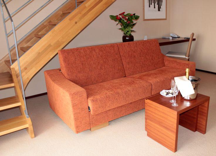 Duplex suite - Living Room
