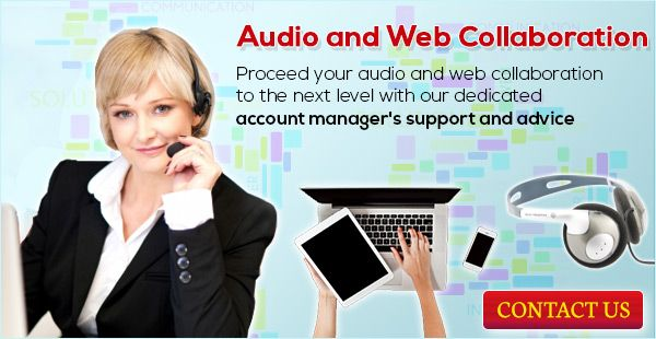 It is very important for any #Audio, #Web and #VideoConferencing provider to define values to drive a successful #ConferencingSolution for you. At ConferenceShopper we believe that the success of our clients should be built on support, mobility, and collaboration. We assign a Dedicated Account Manager and Client Support Manager to ensure timely responses or advices you may need anytime. Contact us today and proceed your business collaboration to the new level of success.