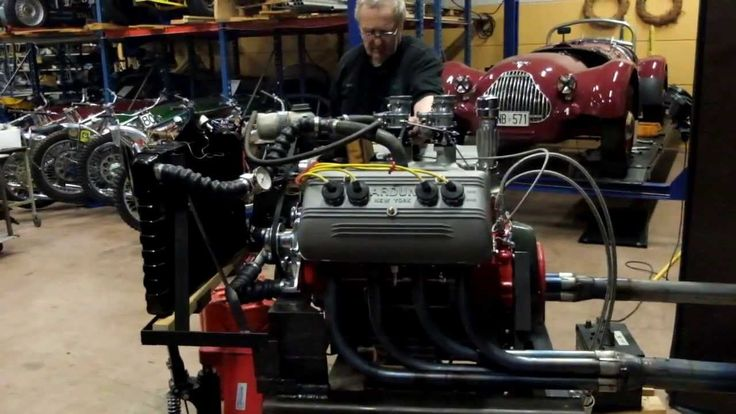 Ardun Equipped Ford Flathead V8 - #57 Ford Special