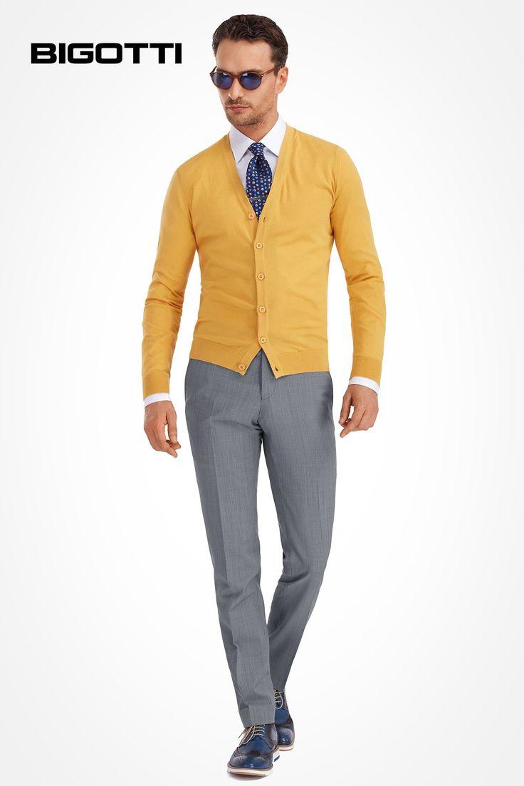 #Add a #smart #touch to your #look with the #fine #wool #grey #pants ! www.bigotti.ro #Bigottiromania #ootdmen #mensfashion #mensclothing #menswear #mensstyle #moda #barbati  #pantaloni #stofa #gri #tinute #outfits #followus #stylish #trendy #modern