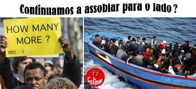 """77 Colinas: """"A Guarda Costeira italiana terá recuperado mais d..."""