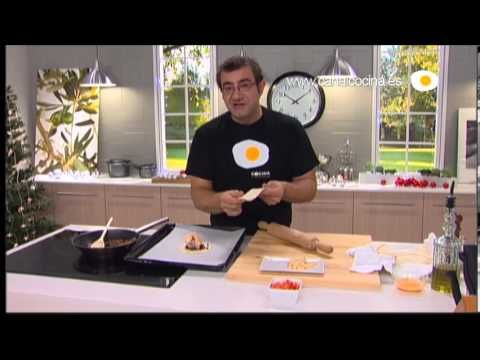 Cocinamos contigo Receta de Hojaldre de solomillo y foie - YouTube