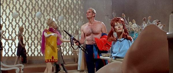 Le Survivant (The Omega Man) Boris Sagal -1971