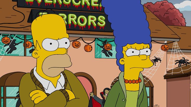 Get awesome The Simpsons HD images in each new Chrome tab!