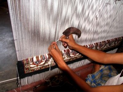 How to Make a Navajo Weaving Loom With Woodworking
