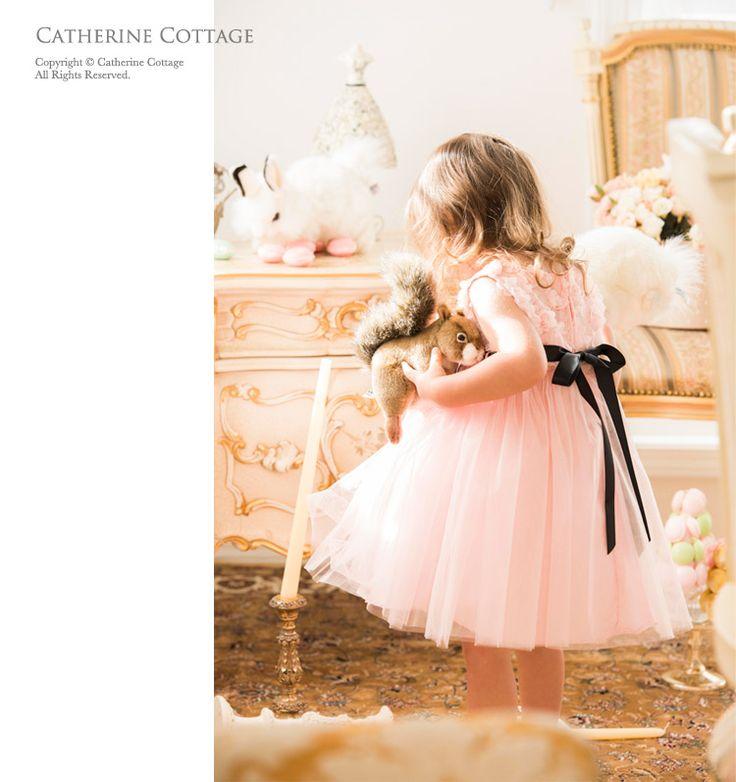 商品番号: MB278B バラとチュールのベビードレス 80 90 95cm ピンク ホワイト レッド ミントグリーン ネイビー 赤 白 紺 結婚式 発表会 お宮参り 出産祝い 七五三 赤ちゃん フォーマル 女の子 MB278B