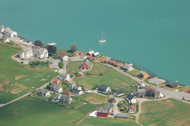Mundal village - Fjærland Norway | Flickr - Photo Sharing!