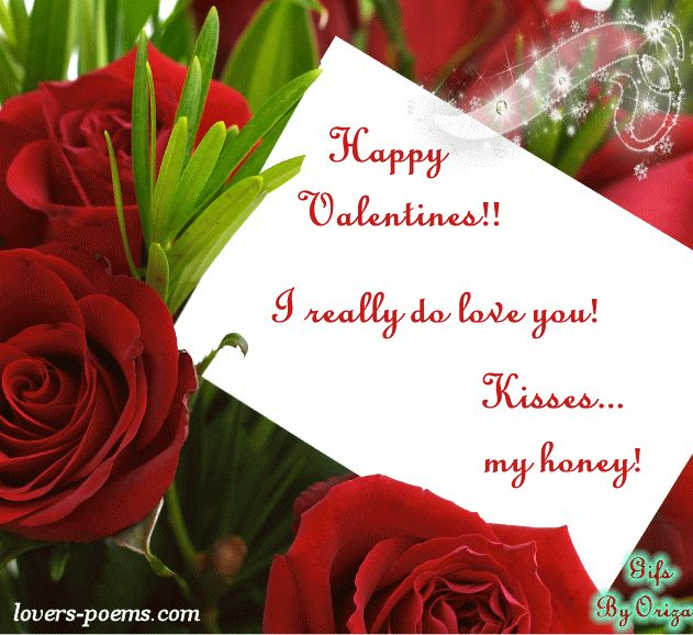 valentine quote and pics | Happy Valentine's day, my honey! | oriza.net Portal - Art, Romance ...